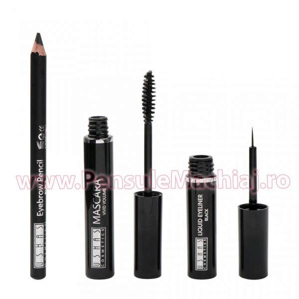 Poze Kit complet Eyeliner, Rimel, Creion pentru ochi Special Edition