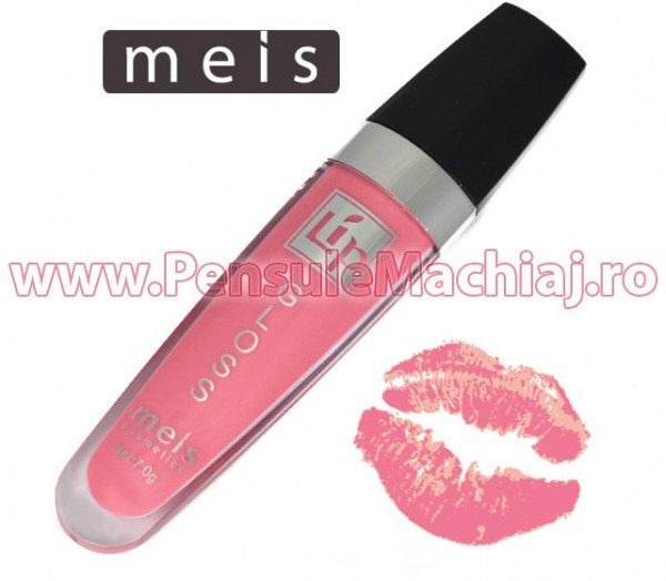 Poze Lip Gloss Mat - Bare Rose #11