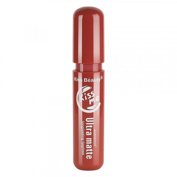 Poze Lipgloss Ultra Matte Kiss Beauty, Kiss Me #07