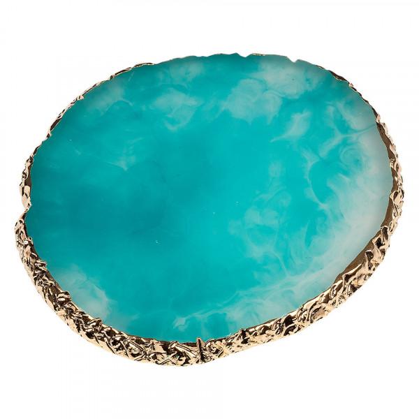 Poze Paleta Mixare Fond de Ten si Adeziv Jad, Blue Moon