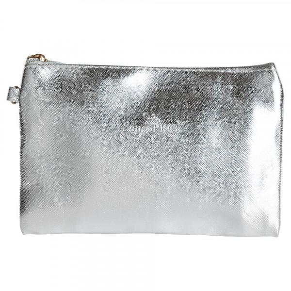 Poze Portfard Travel Transparent & Silver, SensoPRO Vibe, set 3 buc