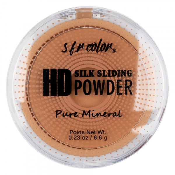 Poze Pudra Compacta Fixare Machiaj S.F.R. Color HD Pure Mineral #03