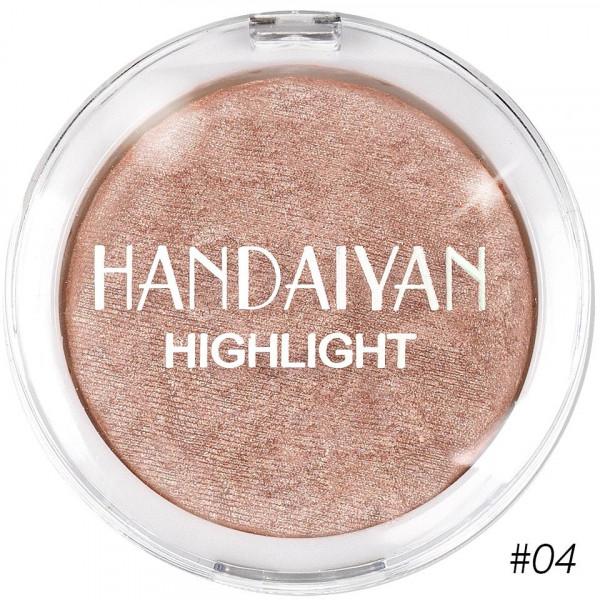 Poze Pudra Iluminatoare Fata si Corp MakeUp Glow Handaiyan #04