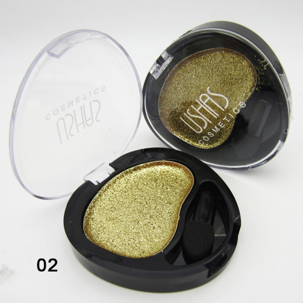 Poze Set 4 Glitter Cream Gold Queen