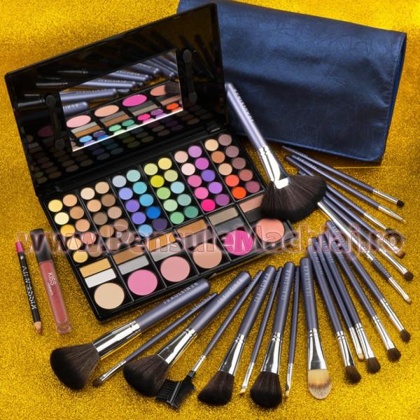 Set Machiaj Velvet Colours Limited Edition