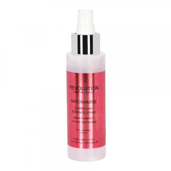 Poze Spray Hidratant Inainte de Machiaj MakeUp Revolution Niacinamide Essence, 100ml
