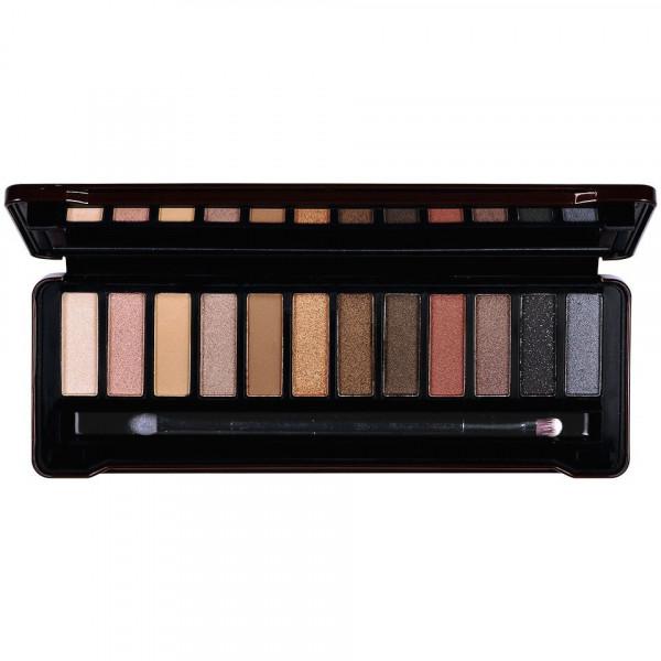 Poze Trusa Farduri 12 culori Eyeshadow NUDES Finish Week #03