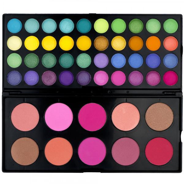 Poze Trusa Farduri 50 culori cu blush Fraulein38 Trendsetter
