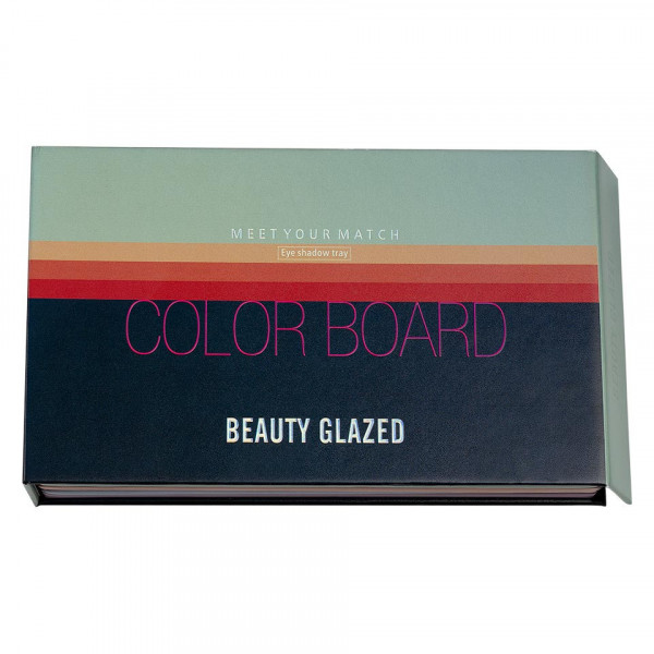 Poze Trusa Farduri Beauty Glazed Color Board