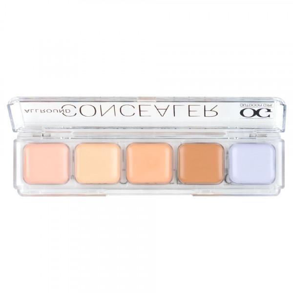 Poze Corector, Anticearcan, Concealer 5 culori Outdoor Girl 02