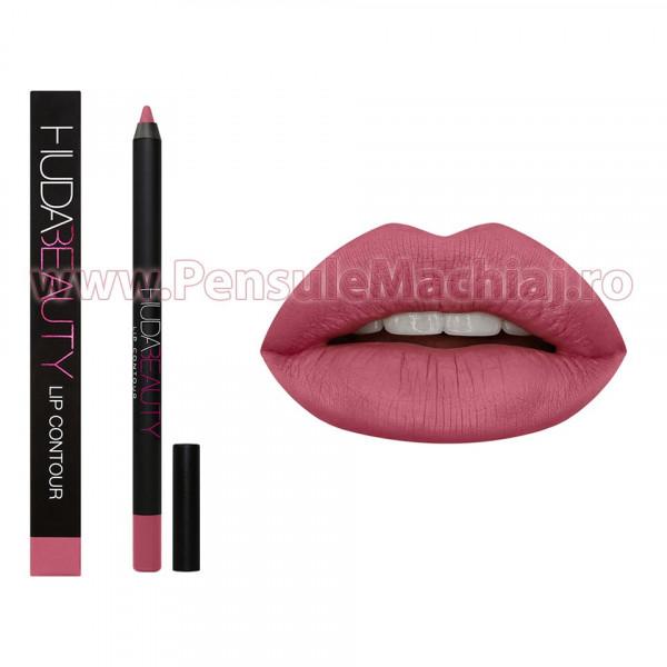 Creion de Buze Mat Huda Beauty GOSSIP GURL
