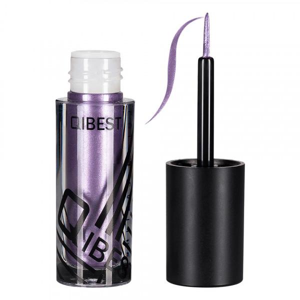 Poze Eyeliner colorat Qibest #06 Lavender