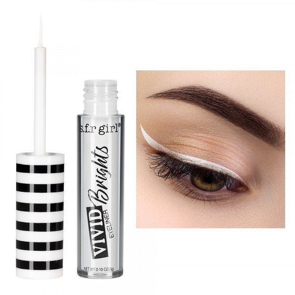 Poze Eyeliner Colorat S.F.R Girl Vivid Brights #01
