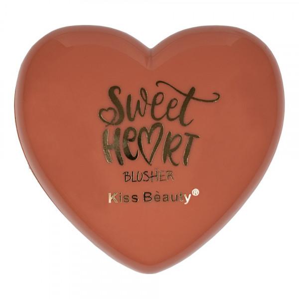 Poze Fard de obraz cu oglinda Sweet Heart Kiss Beauty #03