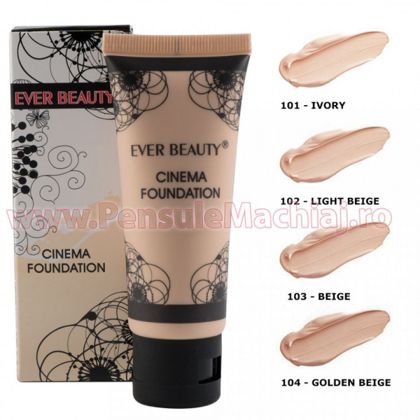 Poze Fond de ten Cinema Foundation Long Lasting