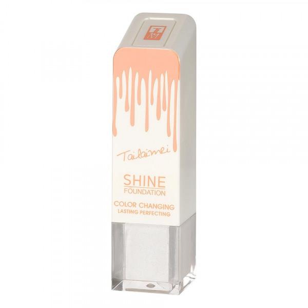 Poze Fond de Ten TLM Color Changing Shine Foundation + CADOU Primer spray Ushas Make it First