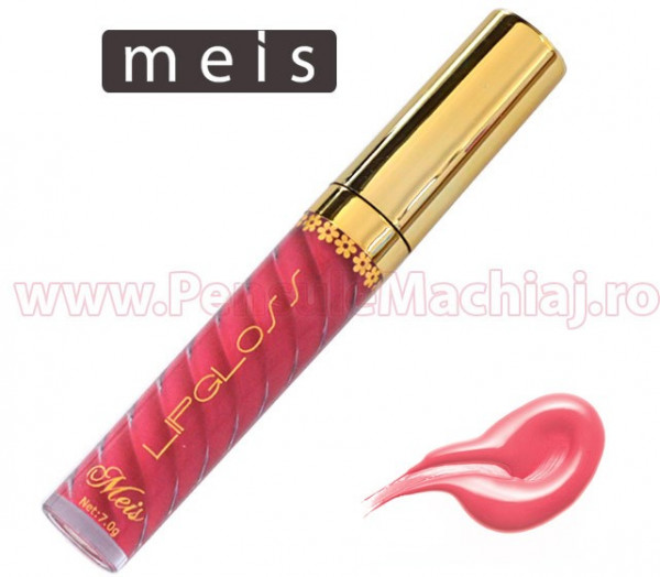Poze Lip Gloss mat, Lip Gloss Indelible #08 - Dreaming Pink