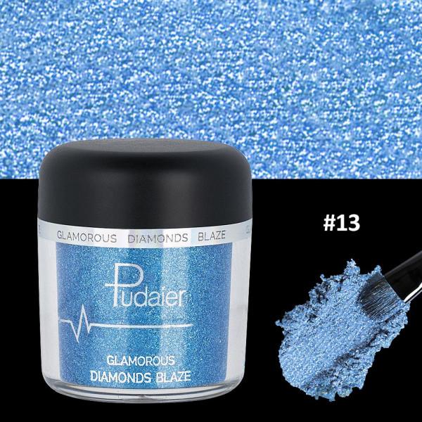 Poze Pigment Machiaj Ochi #13 Pudaier - Glamorous Diamonds