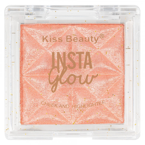 Poze Pudra Iluminatoare Kiss Beauty Insta Glow #04