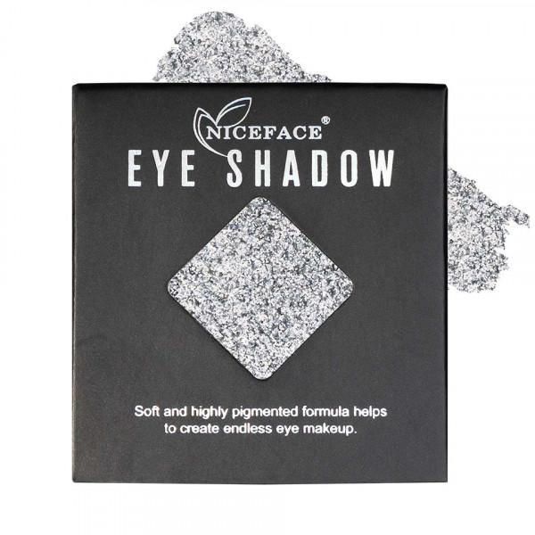 Poze Sclipici ochi pulbere compacta NiceFace Precious Glam #42