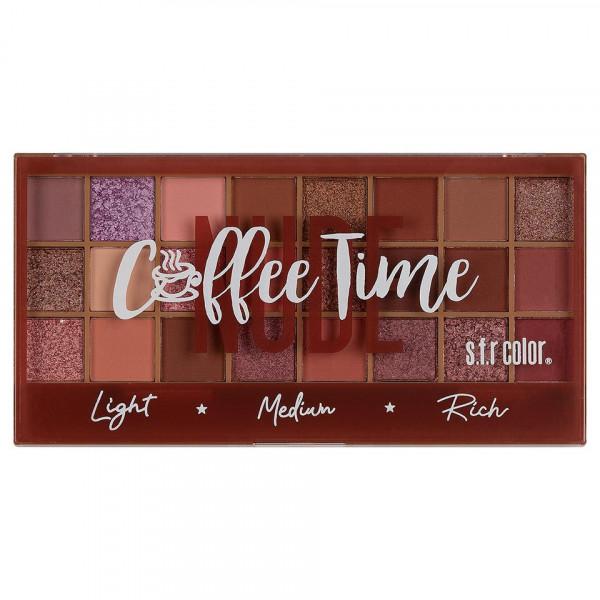 Poze Trusa Farduri 24 culori S.F.R Color Coffee Time Nude #02