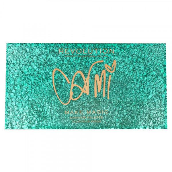 Poze Trusa Farduri MakeUp Revolution x Carmi Make Magic Palette
