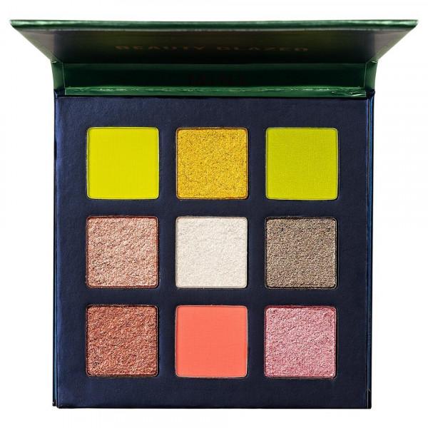 Poze Trusa Farduri Temptation Beauty Glazed Mint