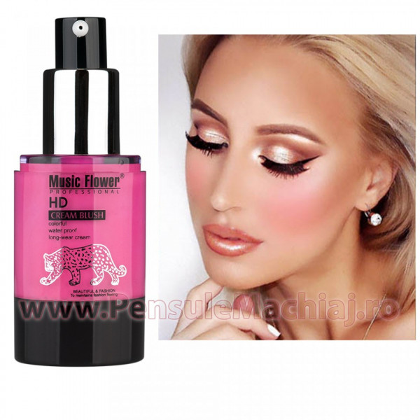 Poze Blush Crema High Definition Pink Panther #101 - 28 ml