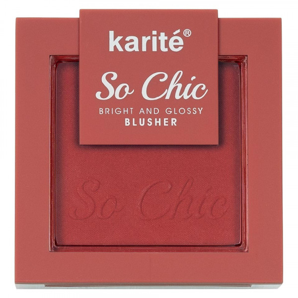 Poze Blush cu aplicator Karite So Chic #04