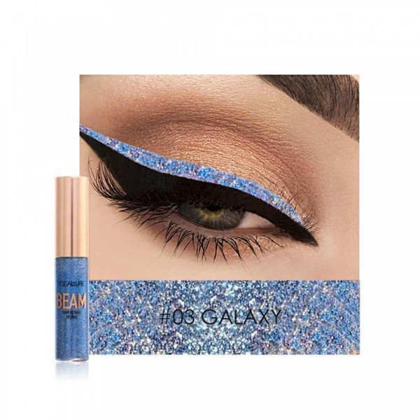 Poze Eyeliner Colorat Focallure Galaxy #03