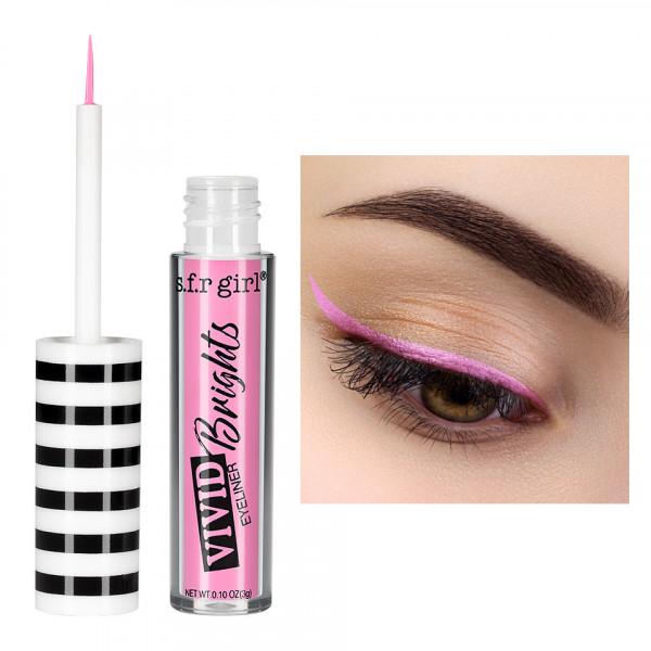Poze Eyeliner Colorat S.F.R Girl Vivid Brights #02