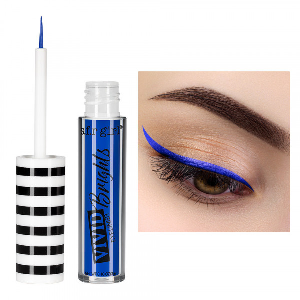 Poze Eyeliner Colorat S.F.R Girl Vivid Brights #12