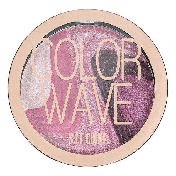 Poze Fard de Pleoape S.F.R Color Wave #03, 5 nuante