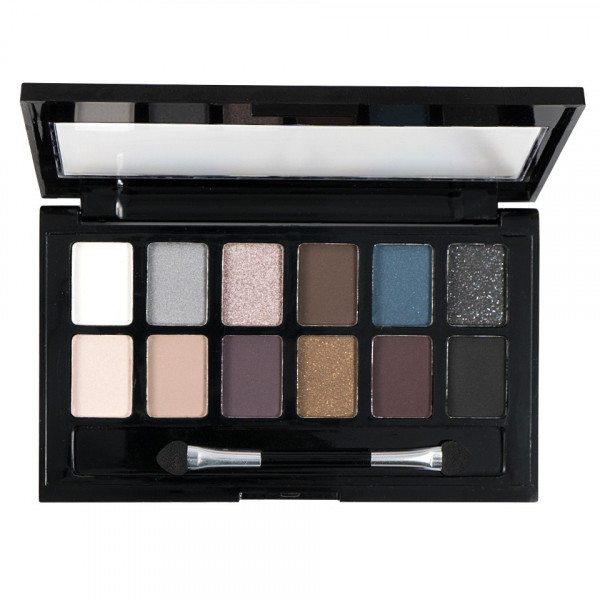 Poze Fard de Pleoape The Rock Nudes EverBeauty Limited Edition