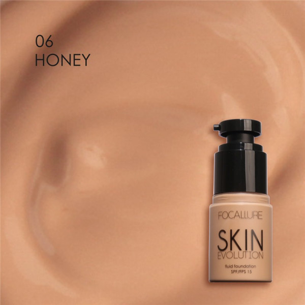 Poze Fond de Ten Skin Evolution - Honey FOCALLURE