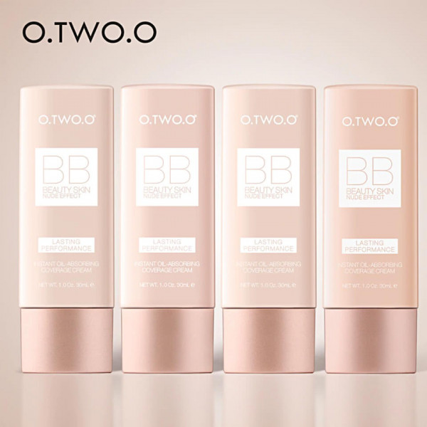 Poze Fond de Ten tip BB Cream O.TWO.O - 4 nuante, 30 ml