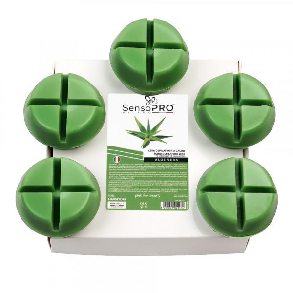 Poze Kit Epilare Ceara Traditionala Refolosibila SensoPRO Milano Soft Aloe