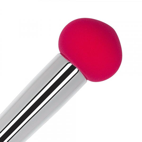 Poze Pensula Machiaj - Semicircle Sponge Makeup Blender