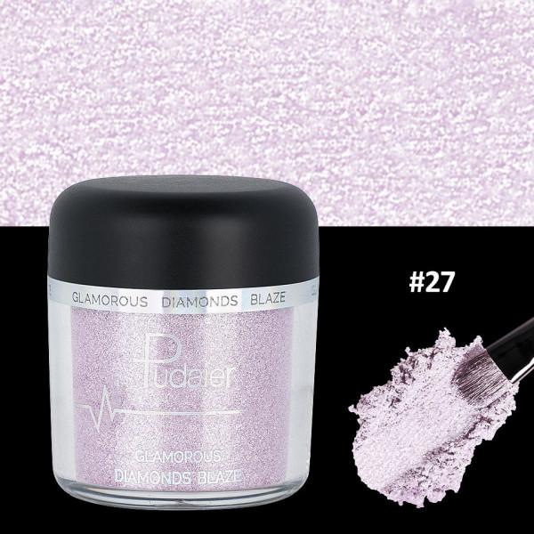 Poze Pigment Machiaj Ochi #27 Pudaier - Glamorous Diamonds