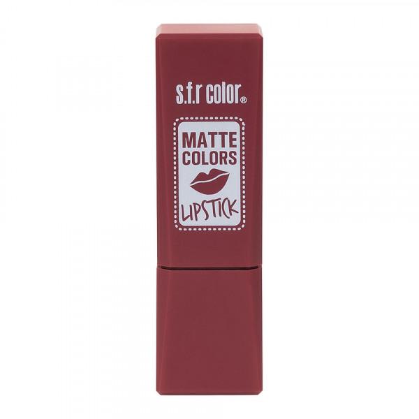 Poze Ruj Mat S.F.R. Color Matte Colors #05