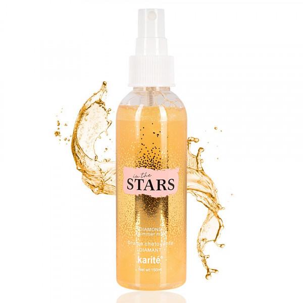 Poze Spray Fixare Machiaj Karite Glitter In the Stars
