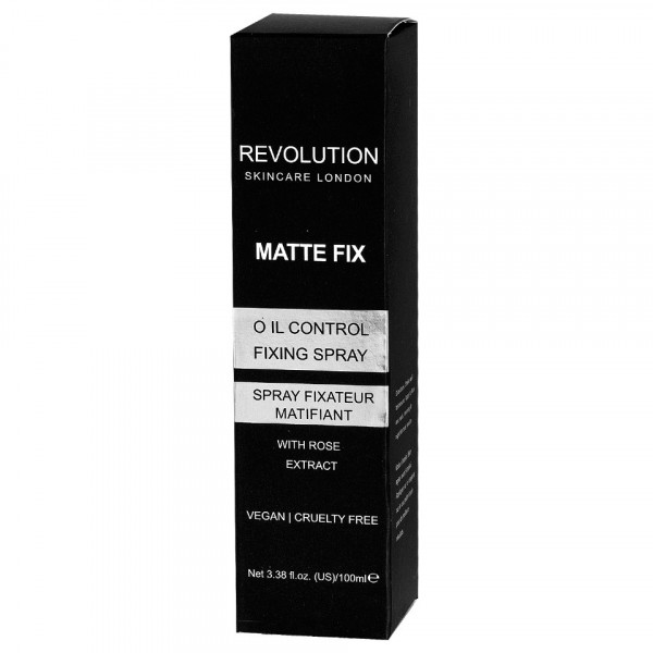 Poze Spray Fixare Machiaj MakeUp Revolution Matte Fix
