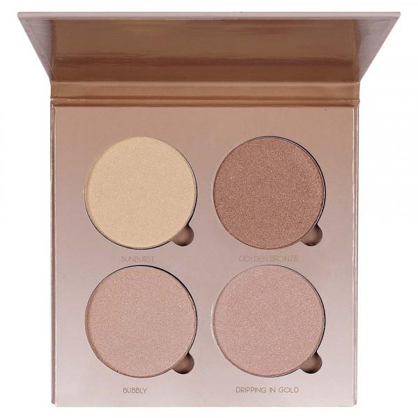 Poze Trusa Blush & Bronzer 4 culori - That Glow Kit