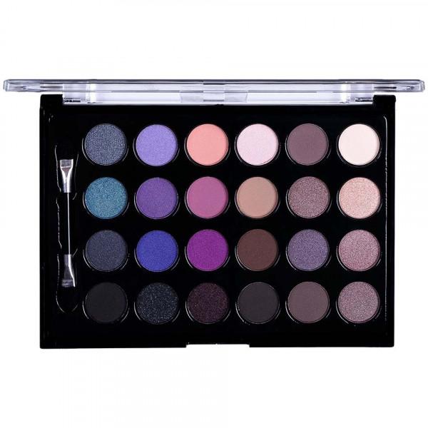 Poze Trusa Farduri 24 culori Eyeshadow Palette I Love Naked Rainbow Elements #02