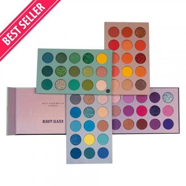 Poze Trusa Farduri Beauty Glazed Color Board