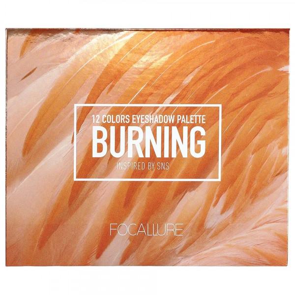 Poze Trusa Farduri Burning Focallure