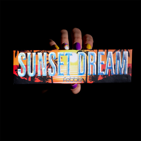 Poze Trusa Farduri Febble Sunset Dream