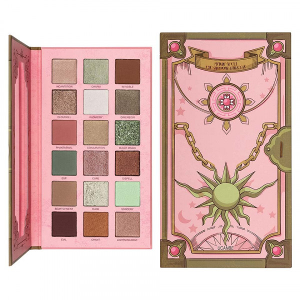 Poze Trusa Farduri UCANBE Magic Spell + CADOU Primer Kiss Beauty Brighten Pearl
