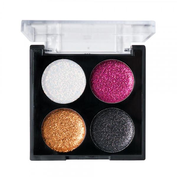 Poze Trusa Glitter Ochi Creamy Glam