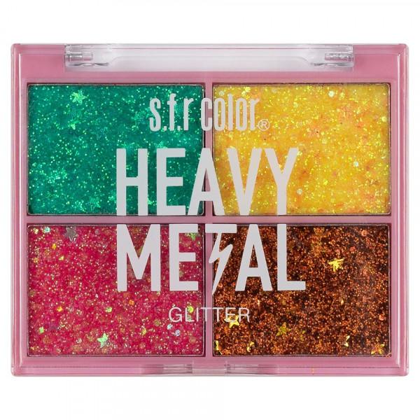 Poze Trusa Glitter S.F.R. Heavy Metal #02